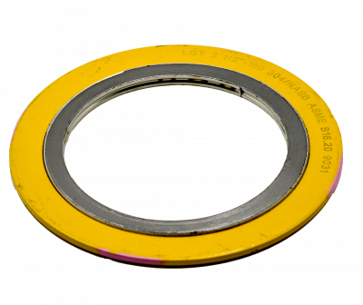 Phelps Style 9100 - Spiral Wound Metal Gasket, Spiral Woudn with Centering Ring