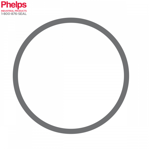 Phelps Style 12003 - Boiler Gaskets Round Shape
