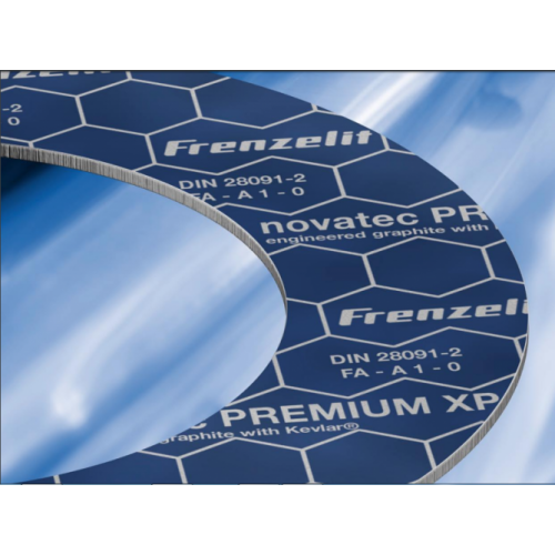 Phelps Style 7087 Gasket - Graphite and Kevlar® Compressed Gasket Material