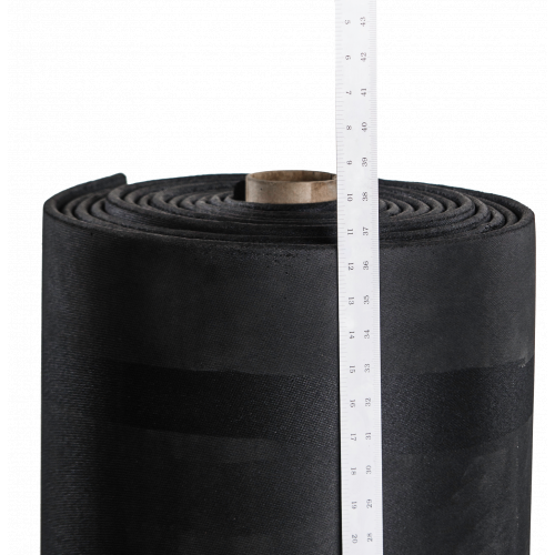 Phelps Style 7453 - Open Cell Commercial Sponge Rubber Roll (Medium-Firm Density)