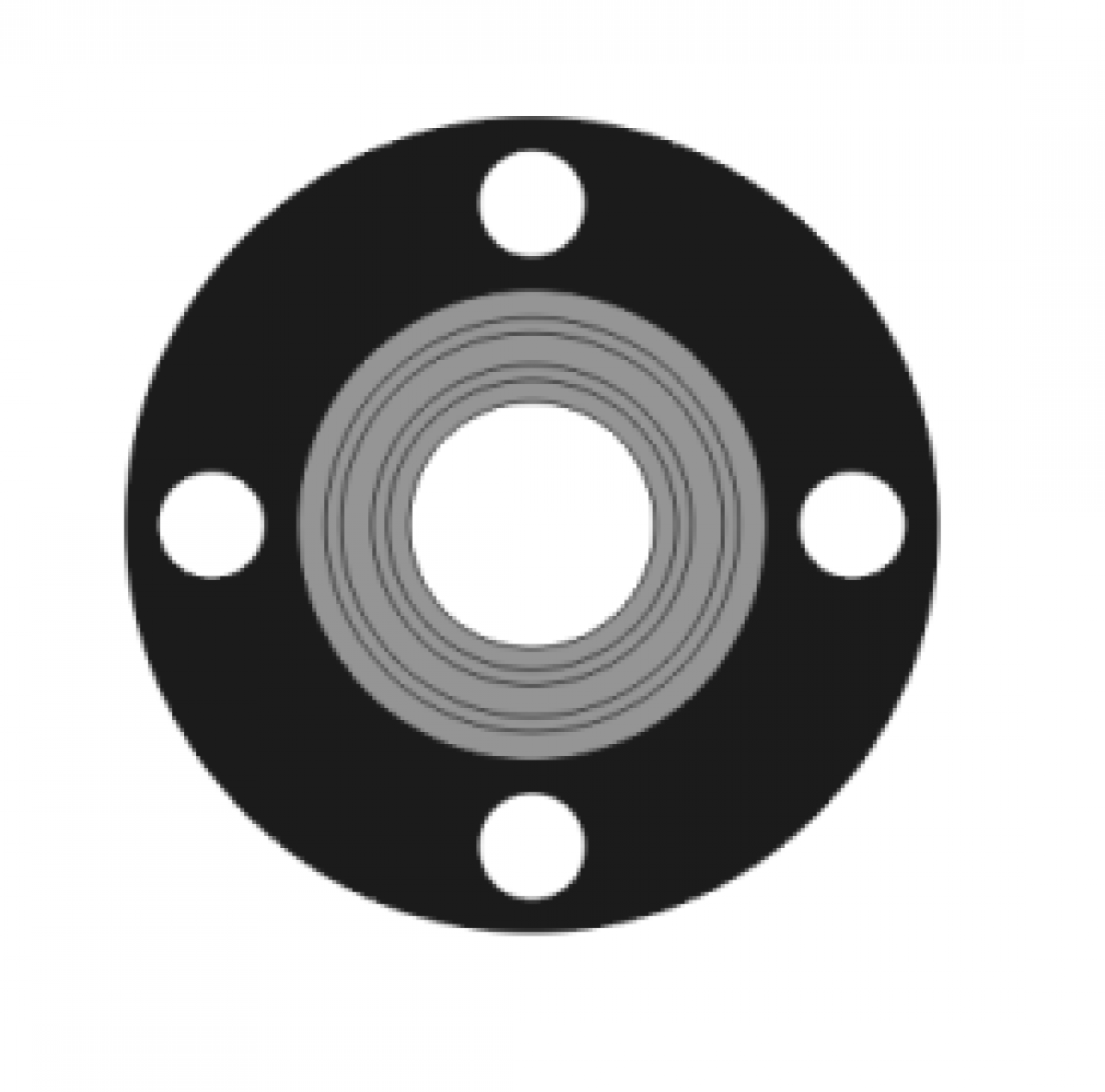 Ptfe Bonded Epdm Rubber Gaskets Phelps Industrial Products